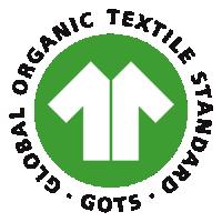 Silky Label verantwoord Biologisch Biocotton Duurzaam Gots
